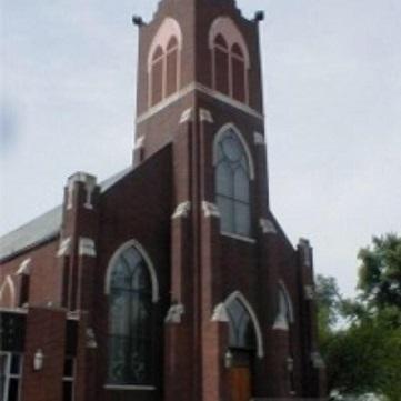 Landing Page Church Image